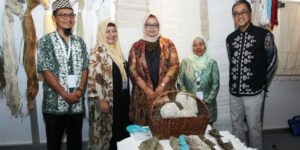 Bekomitmen Membina dan Memajukan Perajin Jakarta