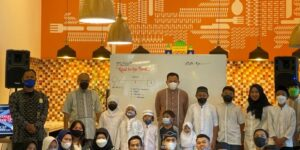 Dafam Express Jaksa Jakarta Berbagi Kebahagiaan dengan Anak Yatim